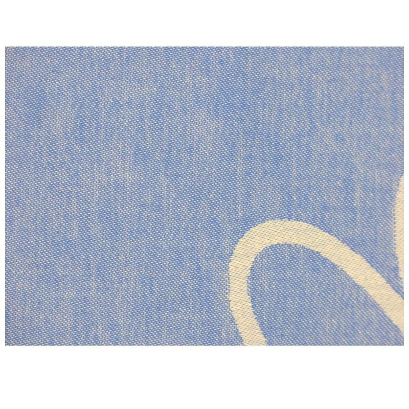 "Strandtuch ""Cala Vadella"" (100 x 190 cm) - Lovely Greece - Vorderseite Detail"