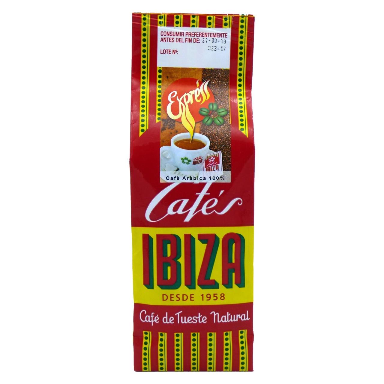 Bild von Kaffee - Cafés Ibiza 100% Arábica ganze Bohnen (250 g)