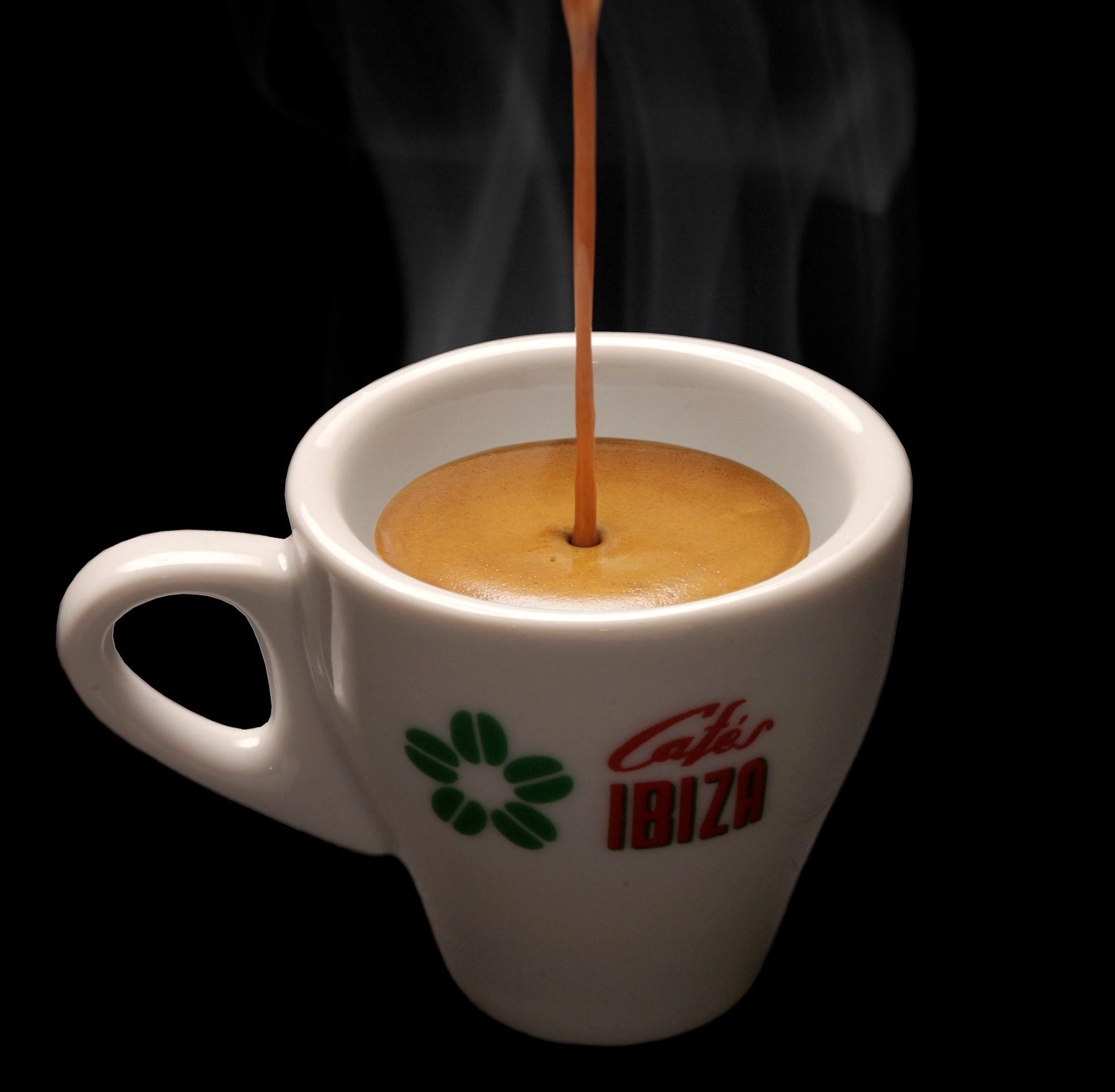 Serviervorschlag Tasse mit Kaffee