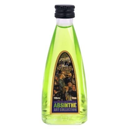 Bild von Absinth (0,04 L) in der Mini-Flasche - Familia Marí Mayans